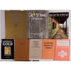 Arizona Mining & Ghost Towns Book Assortment AZ - , -  -