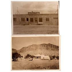 Indian Trading Post Photographs AZ - , - c1920 - Americana/Paper/Ephemera