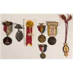 Exposition Badge Collection CA - , -  - Tokens