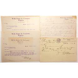 Wells Fargo Documents CA - , -  -