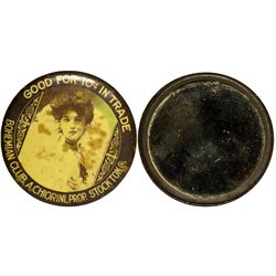 Bohemian Club Good For Mirror CA - Stockton, -  - Tokens