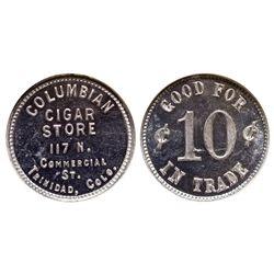 Columbian Cigar Store CO - Trinidad,Las Animas County - c1941 -