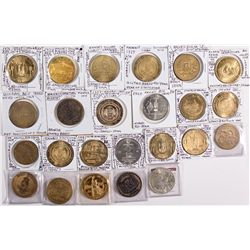 So-Called Dollars and Other Coins HI - , -  -