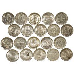 Commemorative Half Dollars IA - Tokens