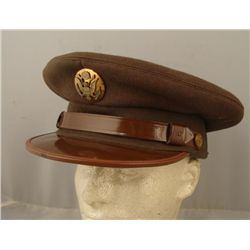 U.S. Army Officers Hat Korea Military