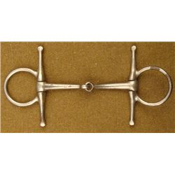 SPANISH AMERICAN WAR U.S. CAVALRY HORSE BIT-MARKED RIA