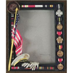 UNITED STATES MARINES PHOTO FRAME