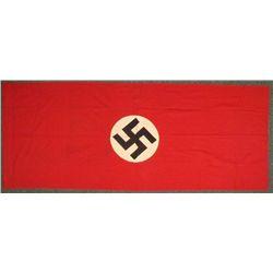WWII Nazi Germany Flag with Swastika