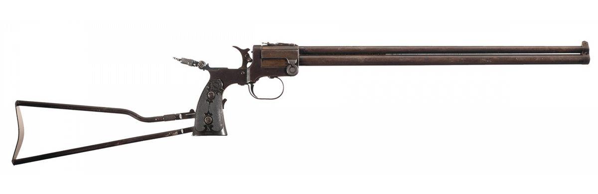 Marble's Game Getter Model 1908 Combination Gun