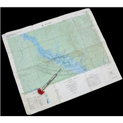 Anaconda - Prop Dart & Map