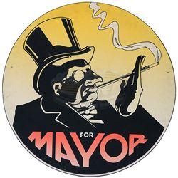 Batman Returns - Cobblepot for Mayor Campaign Sign