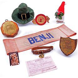 Benji - Benji's Collar Lot
