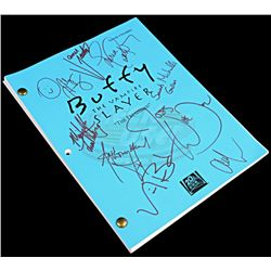 Buffy The Vampire Slayer (television) - Autographed Production Script