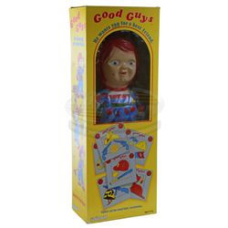 """Child's Play - """"Good Guy"""" Doll Box with Plastic Insert"""