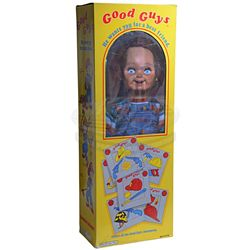 """Child's Play 2 - """"Good Guy"""" Doll Box with Photo Insert"""