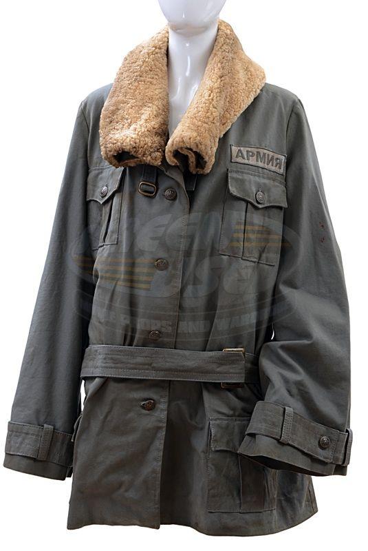 Resident Evil Afterlife Alice S Coat Milla Jovovich