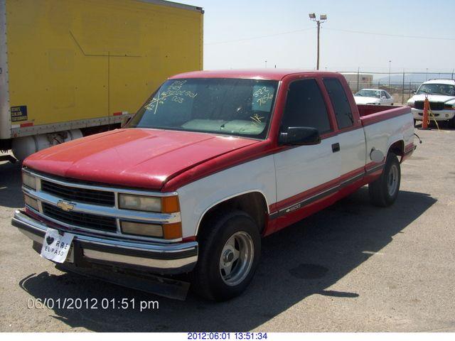 1995 Chevrolet Silverado Rod Robertson Enterprises Inc