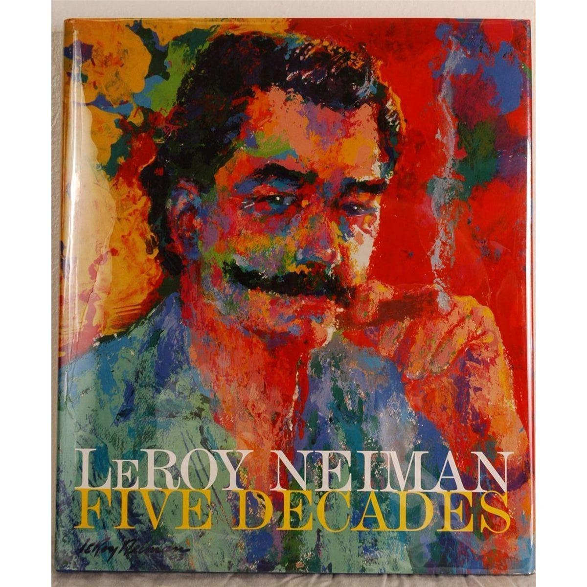Five Decades Leroy Neiman