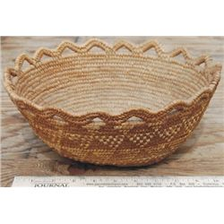Indian loop style basket