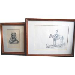2 Bill Chappell prints