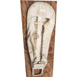 canvas Indian cradle board