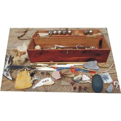 Group of Indian items