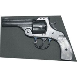 Smith & Wesson .38 pistol