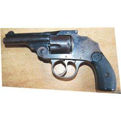 US Revolver .38 pistol