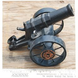 Small firing canon