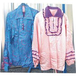 Will & Jeanne Joy costumes
