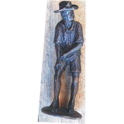 Bill Chappell bronze