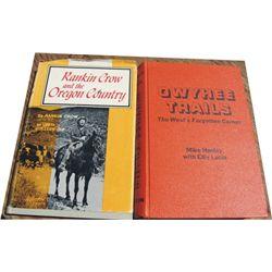 Rankin Crow and Mike Hanley books