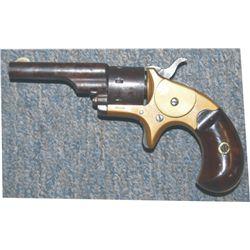 Colt open top .22 pocket, mfg 1875, excellent condition