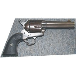 Colt saa .45 with all matching #'s