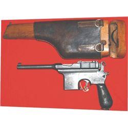 rare Astra WW1-WW2 1928 military pistol