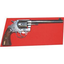 """Colt New Service .38-40 7 1/2"""" barrel, #21504"""