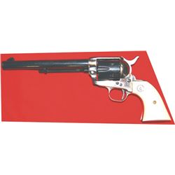 2nd generation Colt .357 NRA Edition
