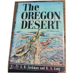 Rube Long Oregon Desert book