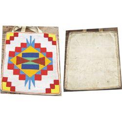 Yakima large beaded bag
