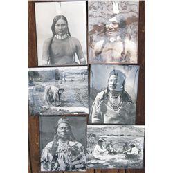 6 1800-early 1900's Hoffman photos