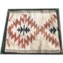 """Navajo blanket 28""""X33"""""""