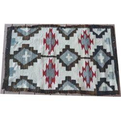 """Navajo blanket 27""""X44"""""""