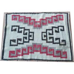 """Navajo blanket 41""""X30"""""""