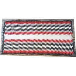 """Navajo blanket 59""""X29"""""""