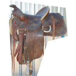 Furstnow 40's saddle