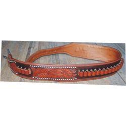 tooled cartridge belt
