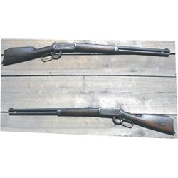 Winchester 1984 25-35 octagon barrel rifle