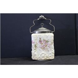 "7"" WAVECREST CRACKER JAR"