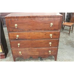 EARLY COUNTRY CHEST