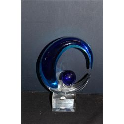 ANN PRIMROSE ART GLASS